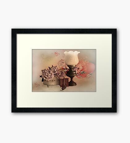 Days Past  ! Framed Print