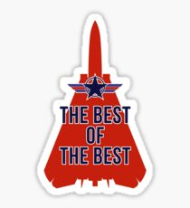 The Best of the Best - Red Sticker