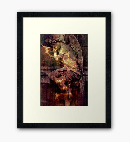 Eternal Damnation Framed Print