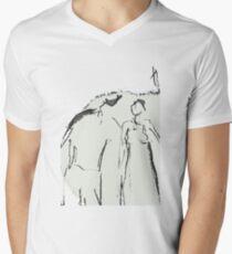 Outrageous Men's V-Neck T-Shirt