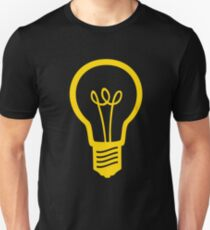 Attention Lightbulb T-Shirt