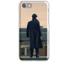 Sherlock Falls iPhone Case/Skin