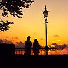 Romantic Evening by Kasia Nowak