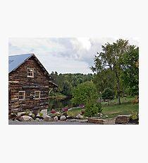 Austin Sawmill Photographic Print