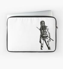Michonne Walking Dead Laptop Sleeve