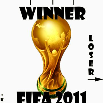 Fifa 2011 Champ by killawicked