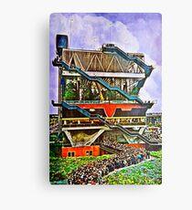 Expo 2000 Canvas Print