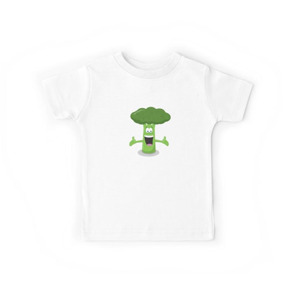 Broccoli Man by Chris Bentley