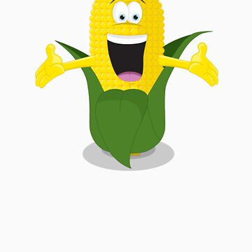 Sweetcorn Man by browzy