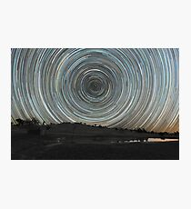 Around the Southern Celestial Pole Photographic Print