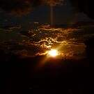 Winter sunset by Samantha Aplin