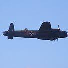 Lancaster Bomber by Vulcha