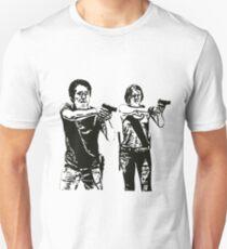 Glenn & Maggie Walking Dead T-Shirt