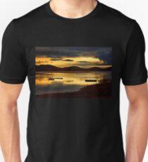 Sunrise at Lake Plastiras T-Shirt