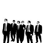 Reservoir Dogs by Shay Dellinger