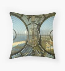 Life through a Lens. Throw Pillow