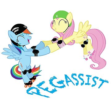 Pegassisters by BadRabbit