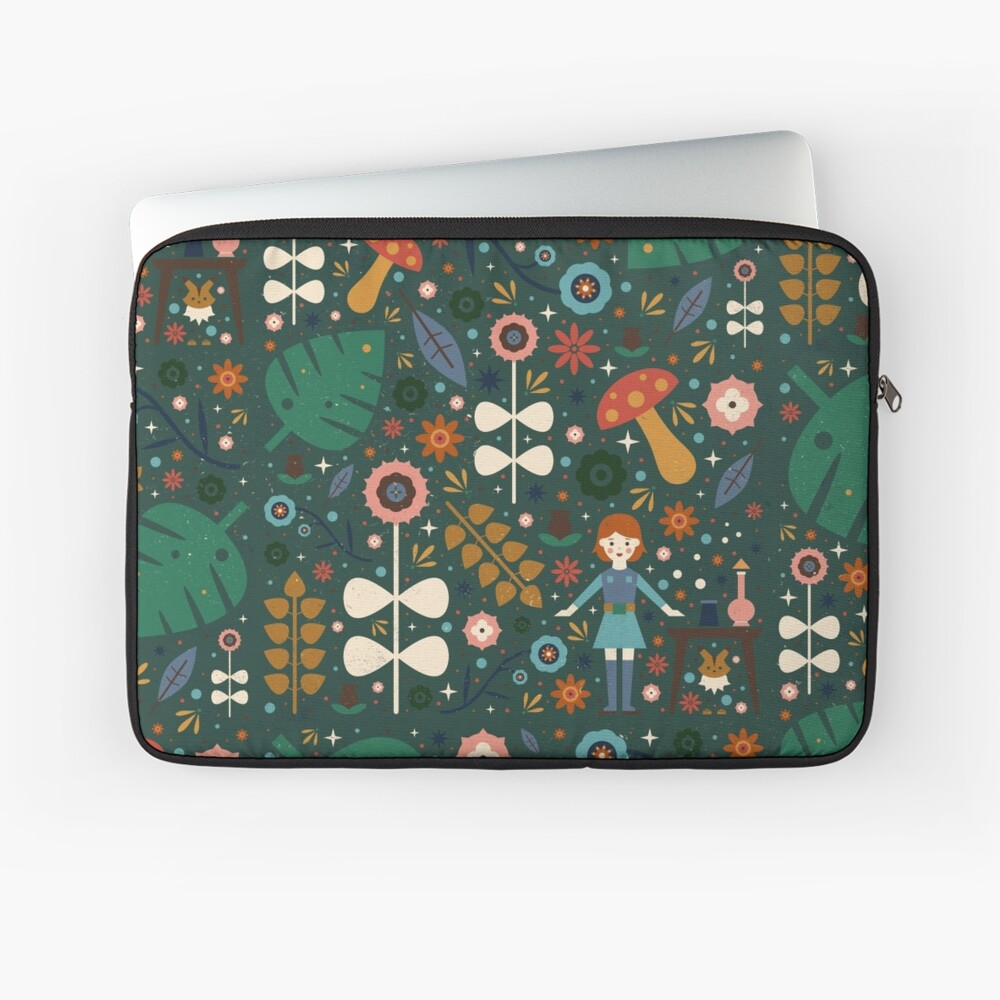 Nausicaa Laptop Sleeve
