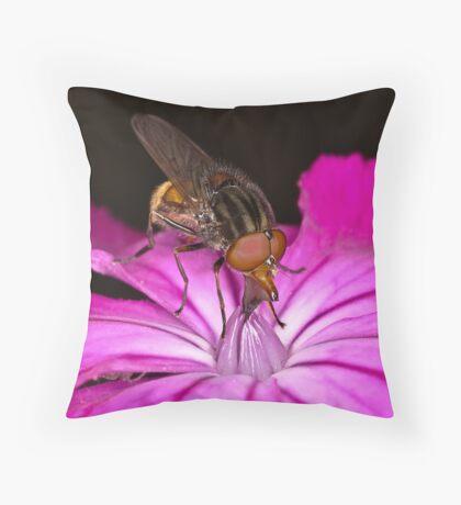 Pollination 5 Throw Pillow