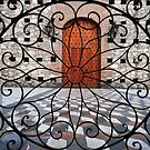 An Ancient Jesuit Door by Erica Yanina Horsley