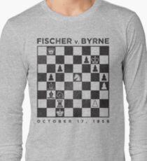 FISCHER v. BYRNE Long Sleeve T-Shirt