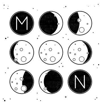 Mondphasen von Neolrond3