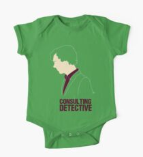 Consulting Detective One Piece - Short Sleeve