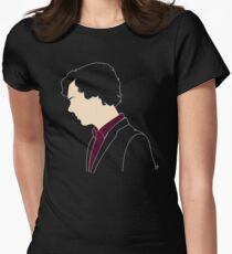 Consulting Detective (sans text) Women's Fitted T-Shirt