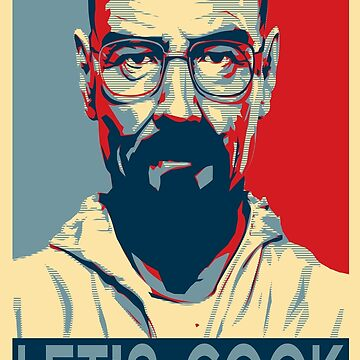 Walter White / Heisenberg - Let's Cook by HiddenCorner