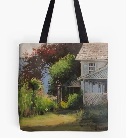 Applegate House Tote Bag