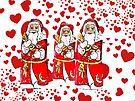 Santa Love by Denise Abé