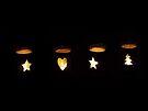 Christmas Lights by Denise Abé