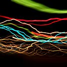 Ribbons of Light by Glennis  Siverson