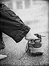 A Big Shoe to Fill... by Karen  Helgesen