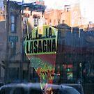 Advertisement Abstract Toledo Ohio by MLabuda