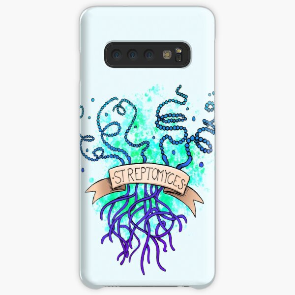 Streptomyces, nature's chemists  Samsung Galaxy Snap Case