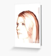 Paltrow Greeting Card