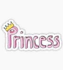 Princess Sticker Sticker