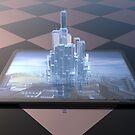 eyePad V - 3D by Hugh Fathers