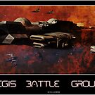 Regis Battle Group by Shane Gallagher