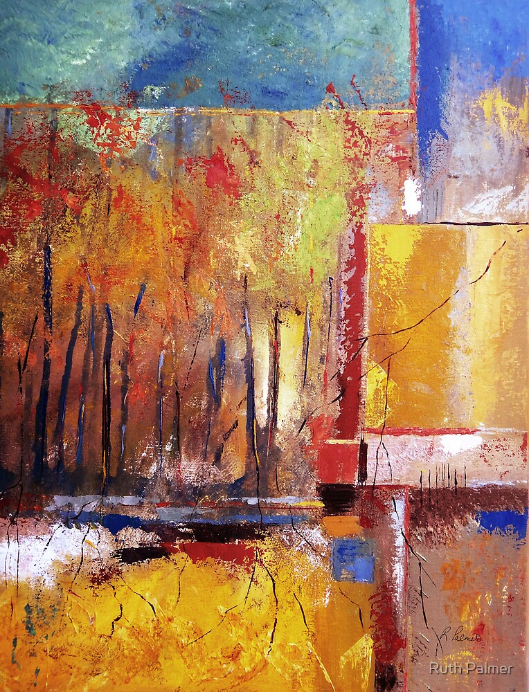 Can't See The Forest For The Trees by Ruth Palmer