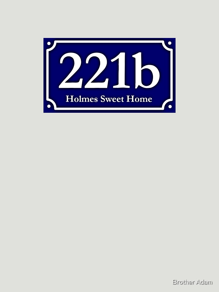 221b - Holmes Sweet Home by atartist