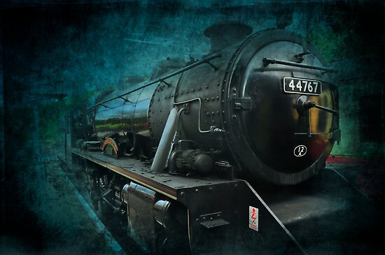 Train by Svetlana Sewell