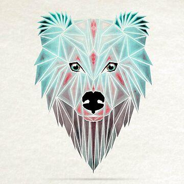 polar bear by Manoou