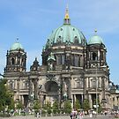 Berlin Cathedral by orko