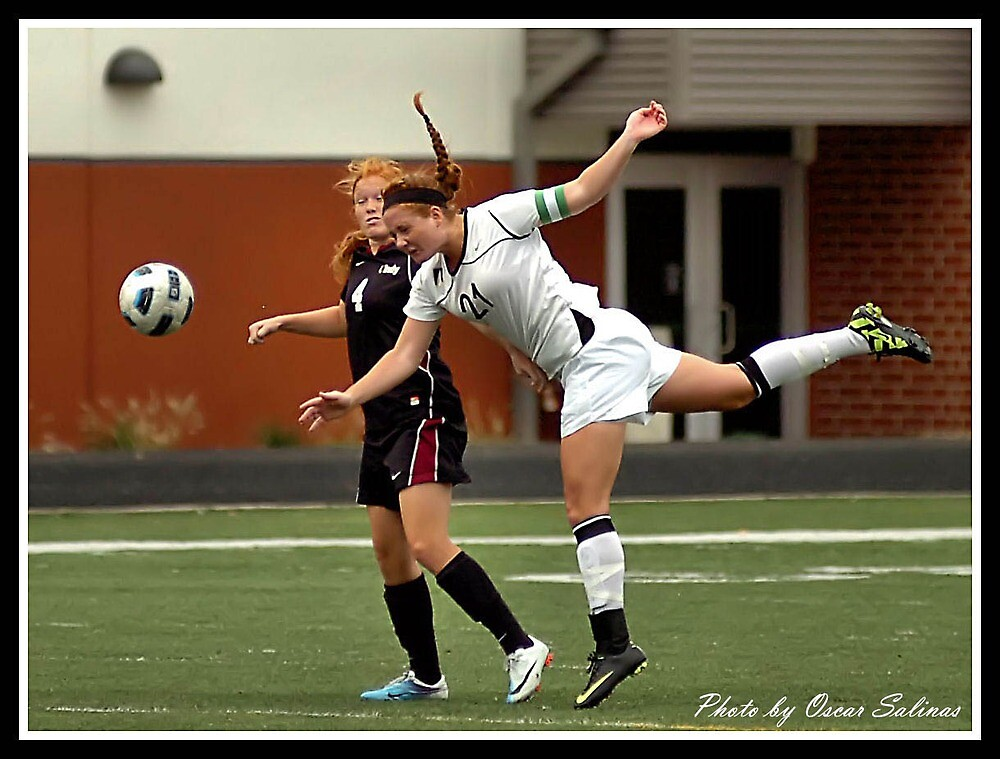 UIndy vs Old Dominican Womens Soccer 2 by Oscar Salinas