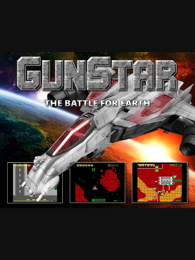 Gunstar #2 by NickMarentes