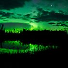 The Northern Lights Sept.3rd/11,Part 3 by peaceofthenorth