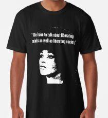 ANGELA DAVIS Long T-Shirt