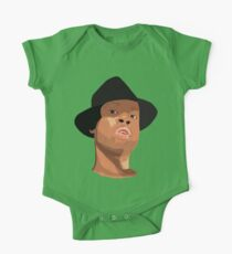 Hip Hop Illustration Kids Clothes